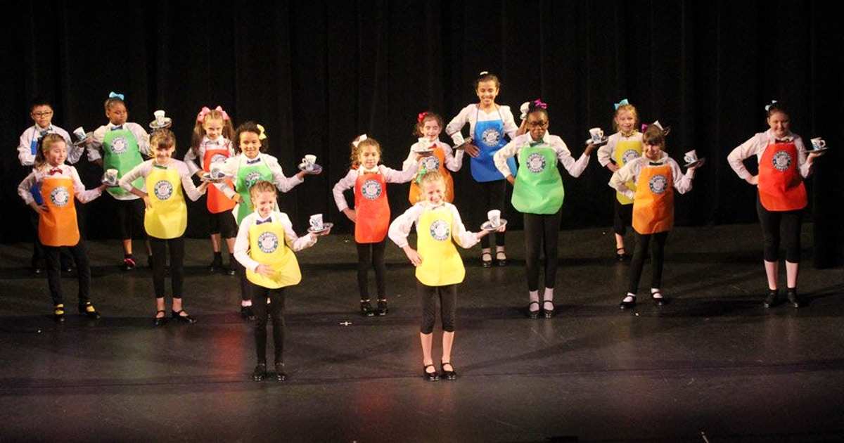 Jr  Tap Company (Ages 6-10) - Kids Tap Dance Classes New York   CourseHorse  - 92nd Street Y