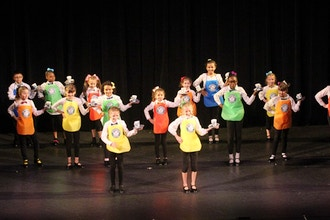 Broadway Tap (Ages 7-11)