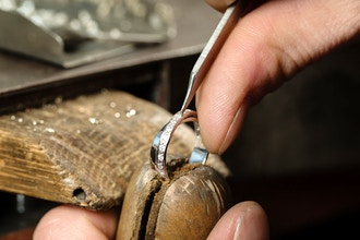 Jewelry through Historical Metalworking