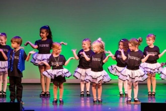 Creative Broadway Kids (Ages 4-8) Virtual
