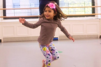 Creative Movement / Ages 3-5
