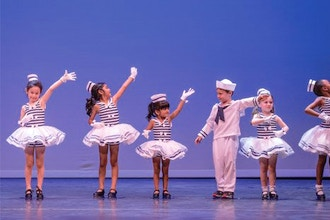 Creative Broadway Kids (Ages 4-6 yrs)