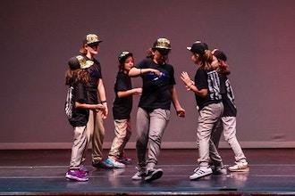 Hip-Hop Workshop / Ages 13+