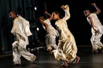Ronald K. Brown and DEL: Making Dances
