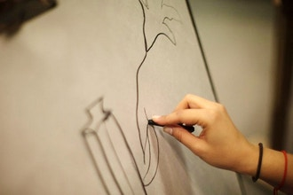 Abstraction for Drawing and Painting