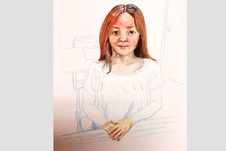 Portrait and Figure Painting (All Levels)