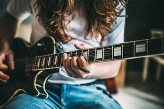Rock Guitar for Teens
