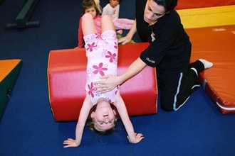 Gymnastics All Events Clinic (Beg/Int) / Ages 5-8
