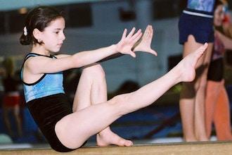 Girls' Gymnastics Levels I & II (Int/Adv) Ages 6-8