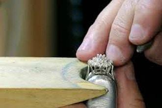 Gerry Lewy: Diamond Setting