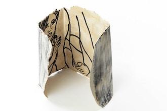 Ghada Amer: Ceramics