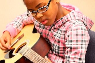 Mini Guitar Intensive (8-9 years)
