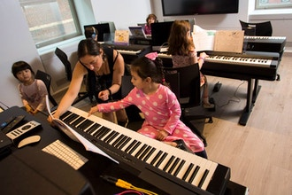 Group Piano / Ages 5-6