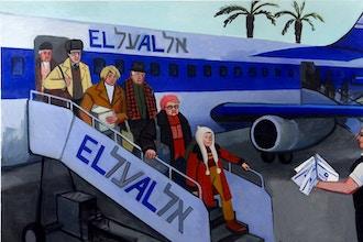 Immigration & Displacement in Israeli Art