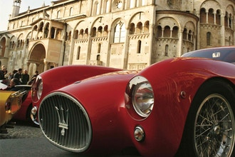 Italy's Motor Valley: Fast Cars, Slow Food
