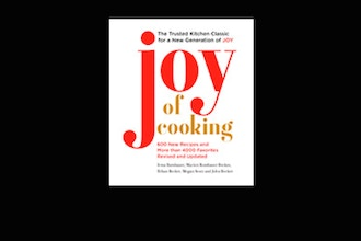 The Joy of Cooking: A New Edition