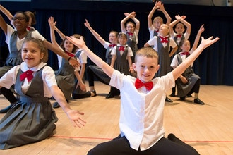Kids on Broadway (Ages 7-11)