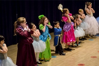 Musical Theater: Disney's Frozen Kids / Ages 6-16