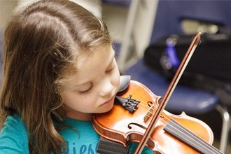 Group Violin (4-5 Years)