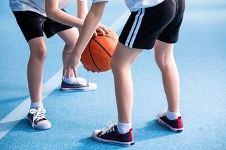 Basketball Ballers Intermediate (Ages 7-9)