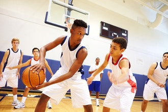 Middle School Basketball League (11-13 yrs)