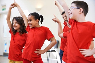 Summer Dance & Theater Intensive (Ages 4-18)