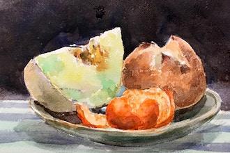 The Still-Life in Watercolor (Beginner/Intermediate)