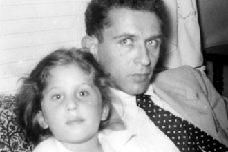With and Without my Dad, Norman Mailer