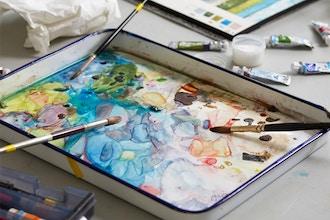 Watercolor Painting: Color Mixing Basics