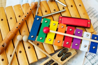 Instrument Explorers (Ages 1½-2½)