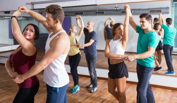 In Step School Of Dance