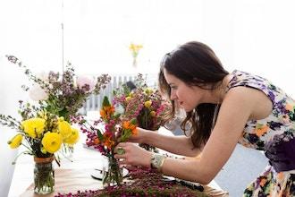 Design Your Own Seasonal Flower Arrangement