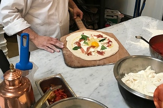 Basic Pizza Course