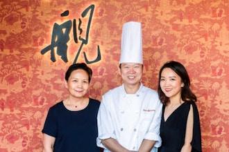 Peter, Lisa & Lydia Chang - Mama Chang