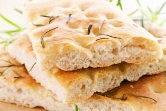 Bread Series: Focaccia