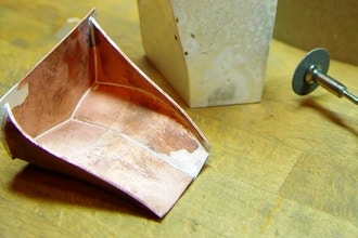 Introduction to Metalsmithing: Objects