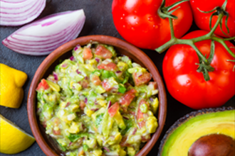 Warm-Weather Vegetarian Mexican