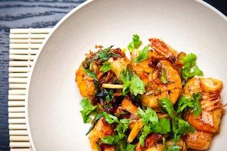 Easy + Delish Asian Inspired Fish w/ Shin Kim