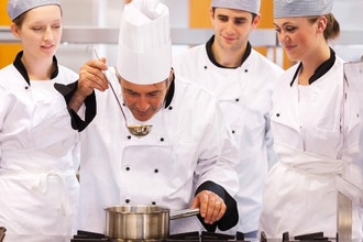 Culinary Boot Camp: Basic Training for Novice Cooks