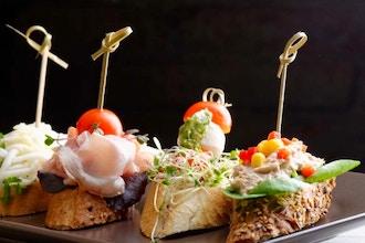 Vegetarian Tapas Party