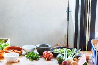 Sweet + Savory Vegetarian Cooking for Sukkot