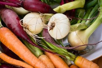 Sephardic Vegetarian Seder