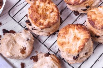 Quick Breads, Coffee Cakes + Muffins