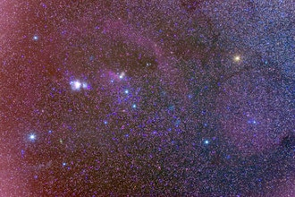 Night Sky Tours: Getting to Know Orion