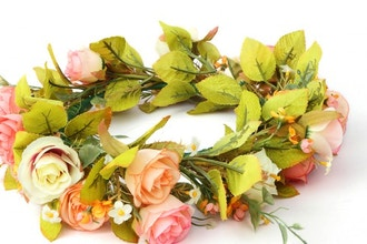 Fall Flower Crowns