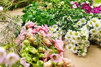 Flower Arranging (Beginners)