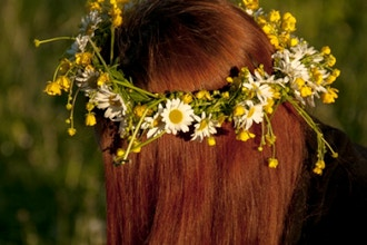 Floral Crowns: Frida Kahlo-Inspired Headpieces