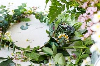 Floral Crowns: Wedding Crowns