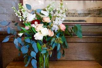 Organic Flower Arranging