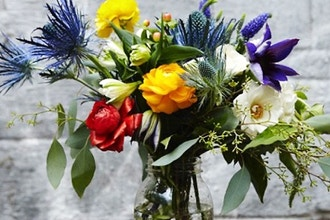Flower Arranging for the Senses